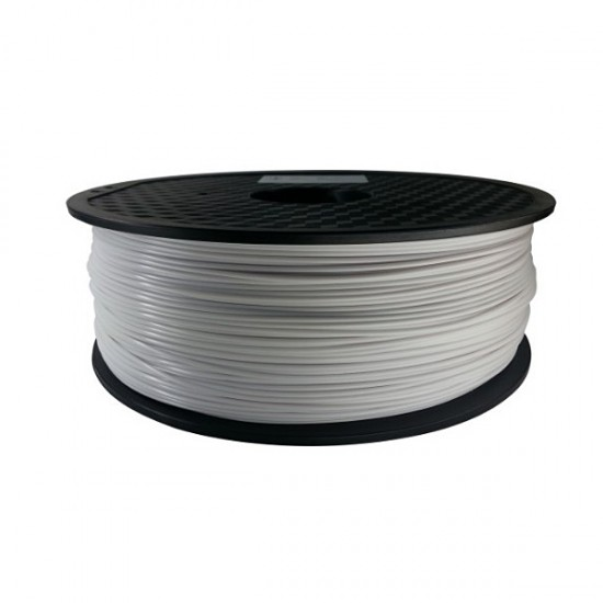 ABS plastic KLEMA 1.75 mm white