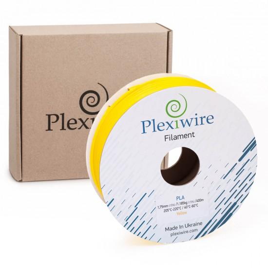 PLA plastic Plexiwire for 3D printer 1.75 mm (300 m / 0.9 kg)