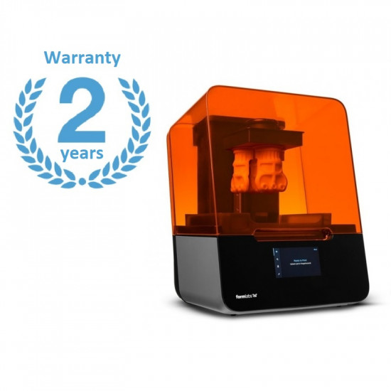 3D printer Formlabs Form 3 Extended warranty 2 years Coverage
