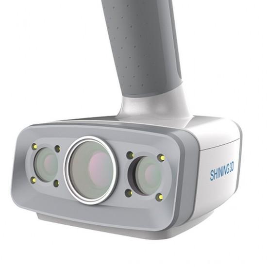 3D scanner SHINING 3D EinScan H