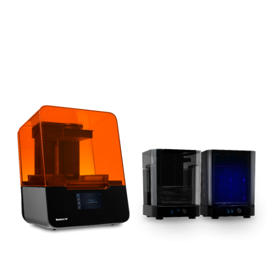 3D printer Formlabs Form 3 + Form Wash and Form Cure