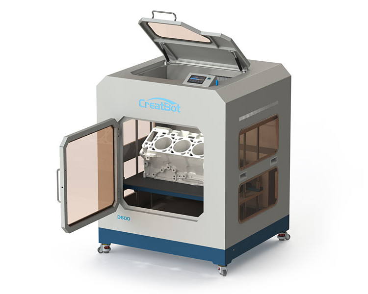 CreatBot D600 Pro 3D printer buy Krakow