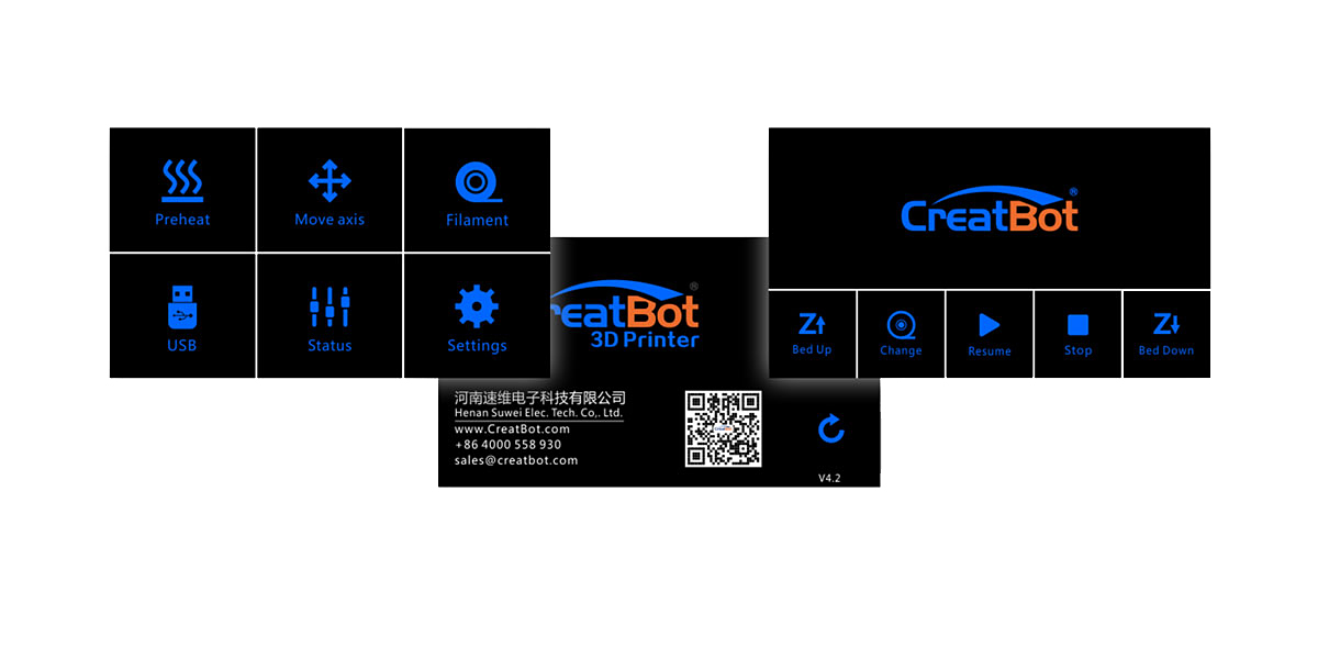 CreatBot D600 Pro 3D printer buy Poland