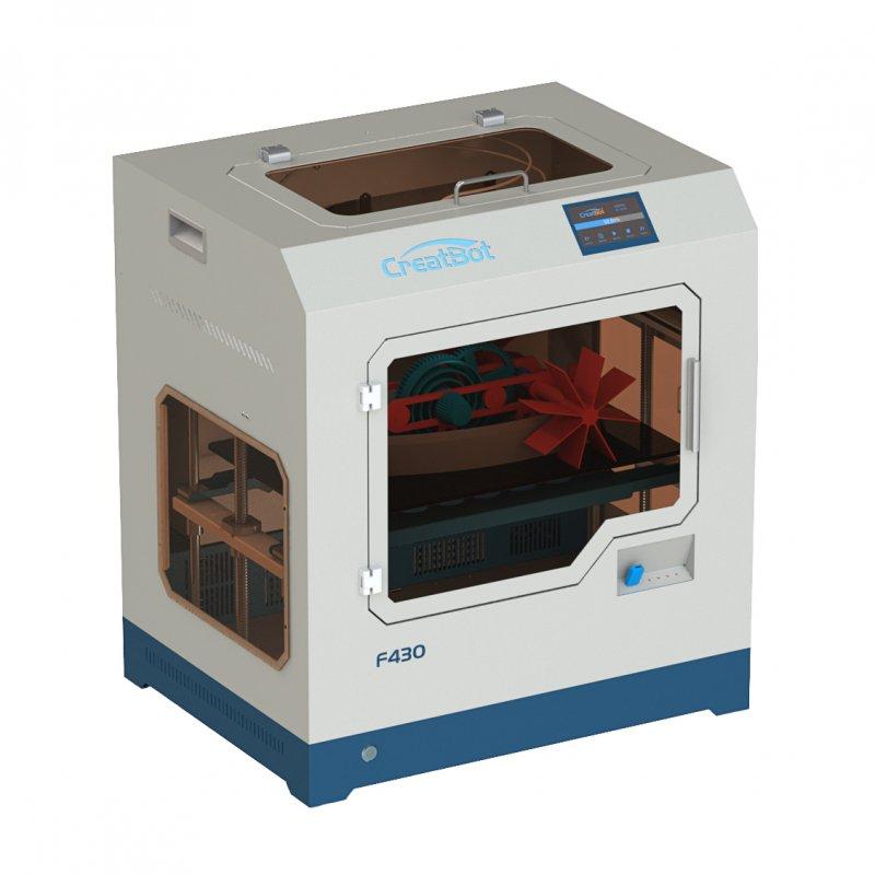 3D printer CreatBot F430 buy in Poland