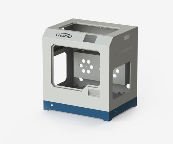 3D printer CreatBot F430 body